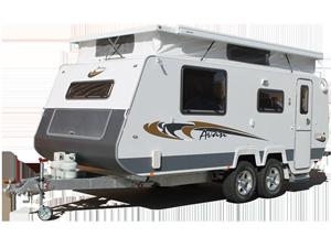 modern caravan storage Melbourne