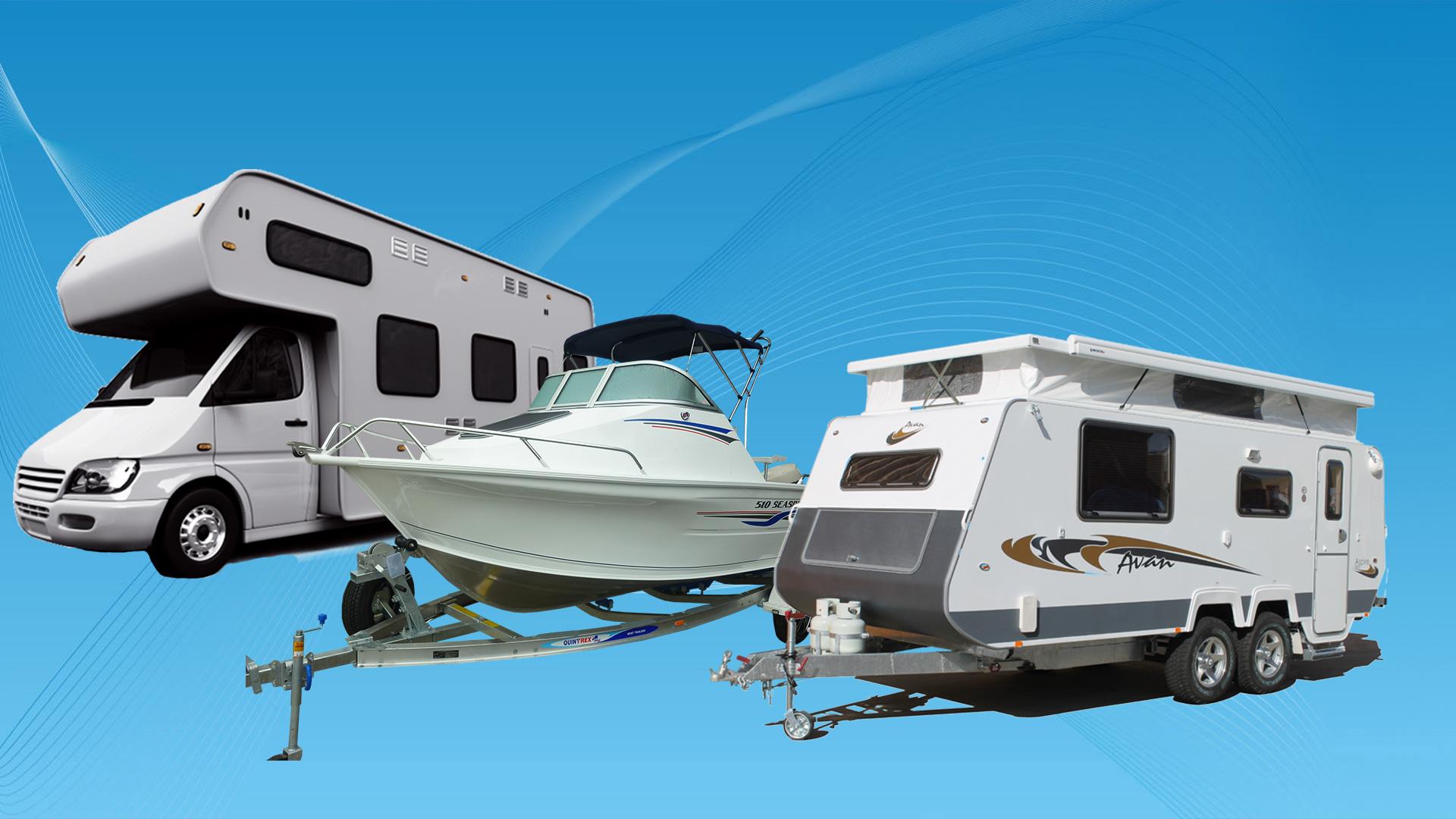 Strongroom Caravan boat Melbourne